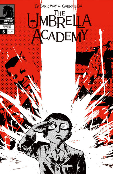 Umbrella Academy: Dallas (2008) #06