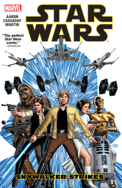 Star Wars (2015) TP Vol. 01: Skywalker Strikes