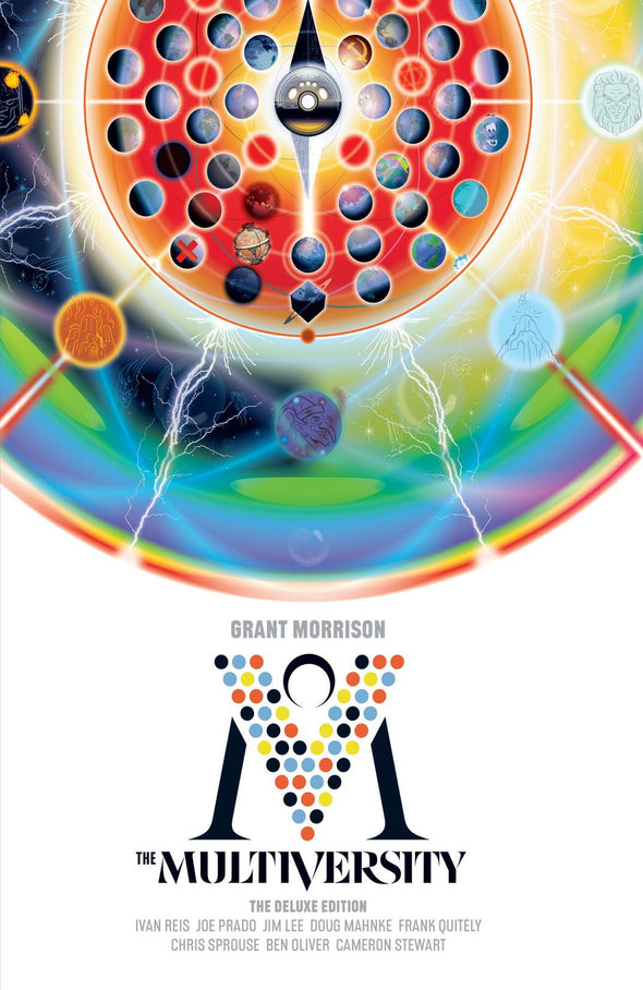Multiversity (2014): Deluxe Edition TP