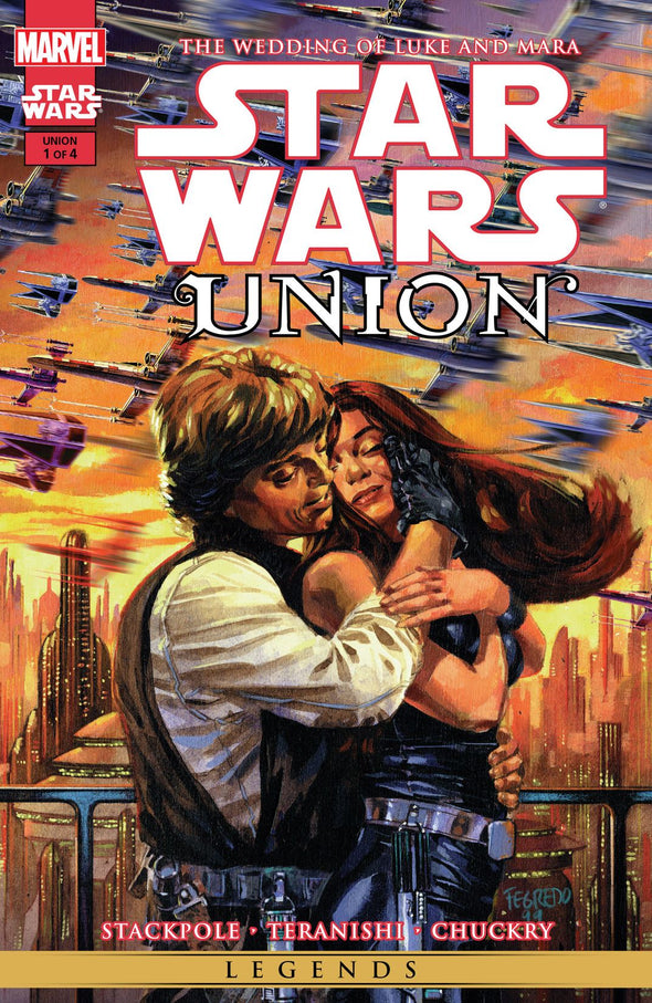 Star Wars: Union (1999) #01