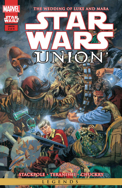 Star Wars: Union (1999) #02