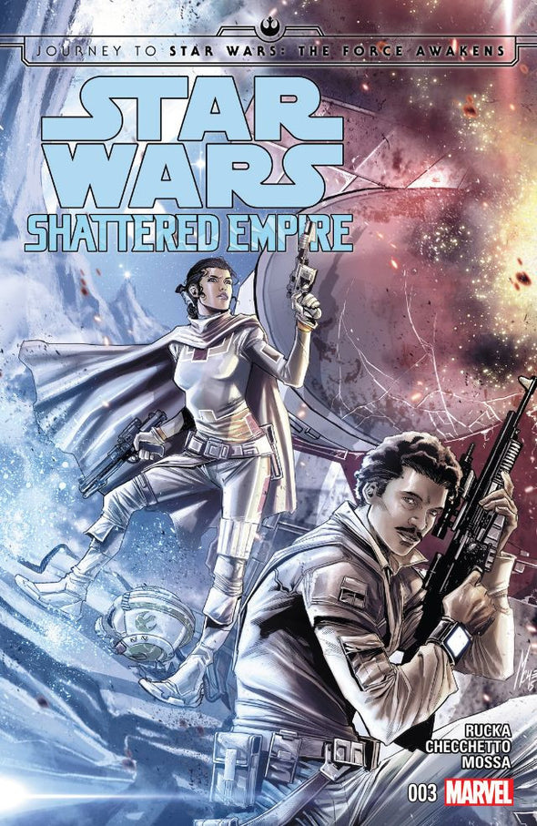 Journey to Star Wars: The Force Awakens - Shattered Empire (2015) #03