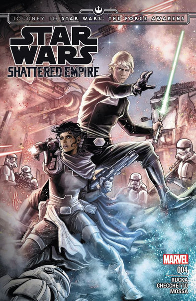 Journey to Star Wars: The Force Awakens - Shattered Empire (2015) #04