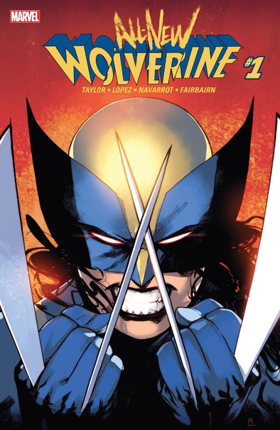 All-New Wolverine (2015) #01