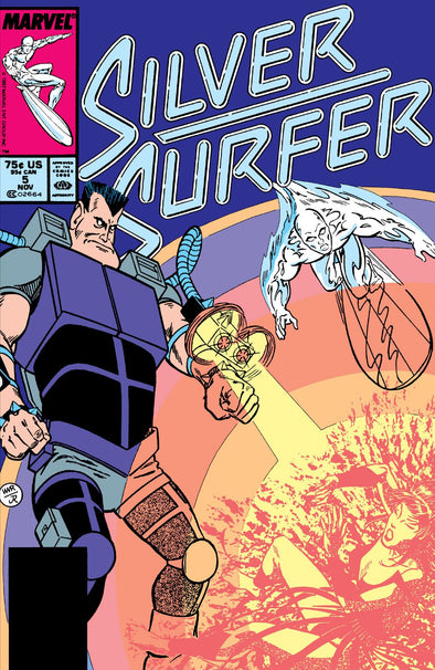 Silver Surfer (1987) #005