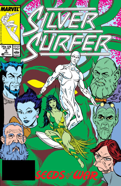 Silver Surfer (1987) #006