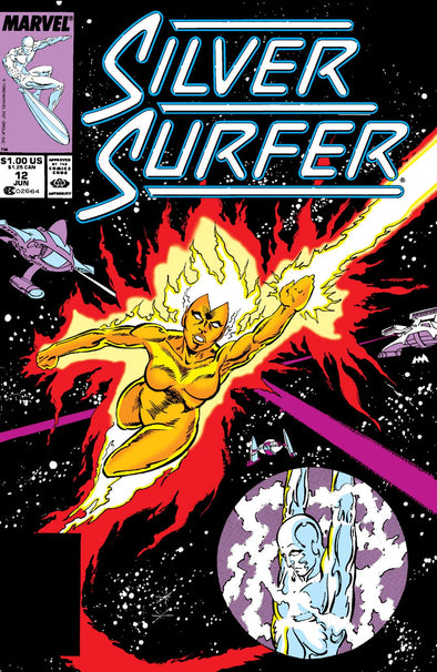Silver Surfer (1987) #012