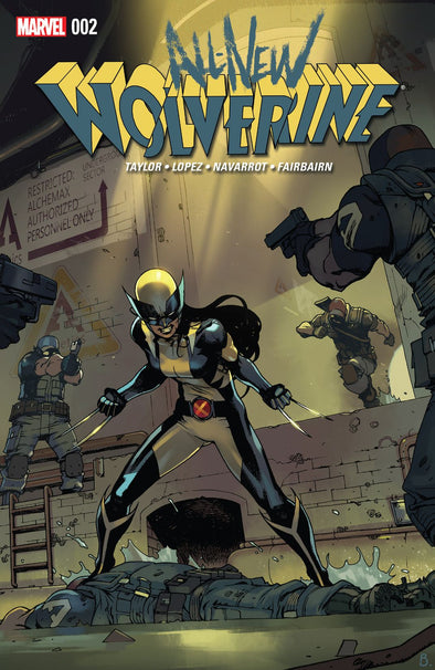 All-New Wolverine (2015) #02