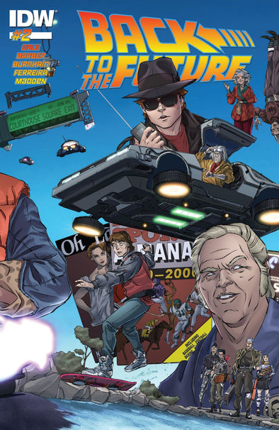 Back to the Future (2015) #02
