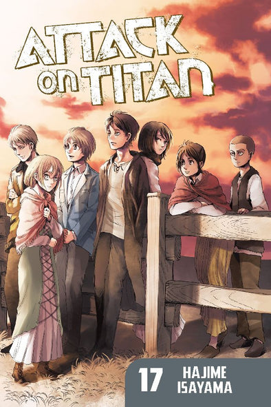 Attack on Titan TP Vol. 17