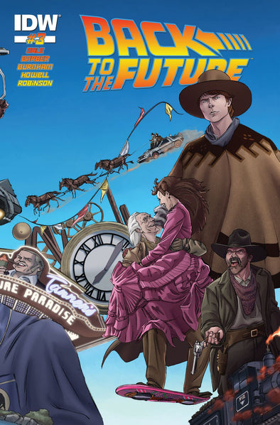Back to the Future (2015) #03