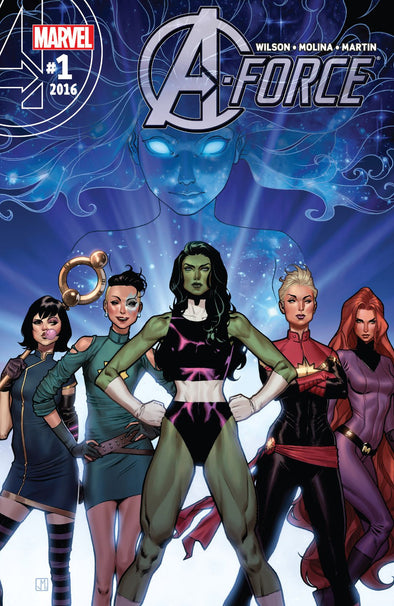 A-Force (2016) #01