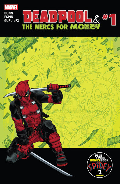 Deadpool & The Mercs For Money (2016) #01