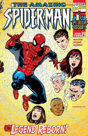 Amazing Spider-Man (1999-2013) Vol. 02