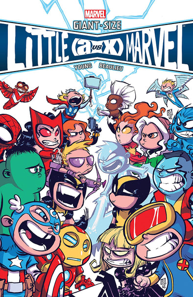 Giant-Size Little Marvel (2015) TP