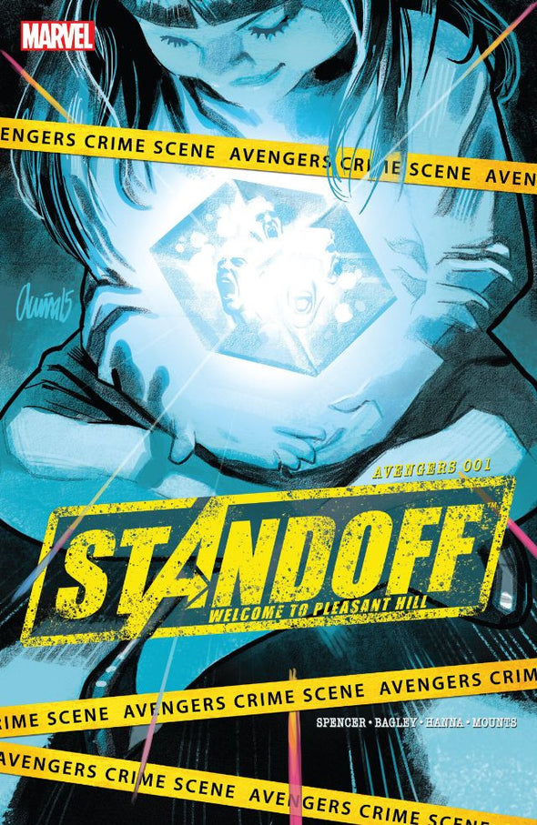 Avengers Standoff: Welcome To Pleasant Hill #01