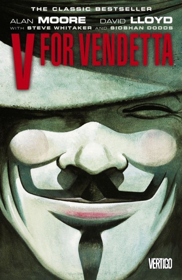 V For Vendetta TP