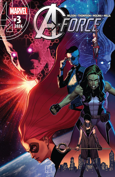 A-Force (2016) #03