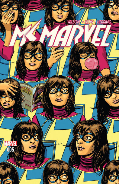 Ms. Marvel (2015) #05