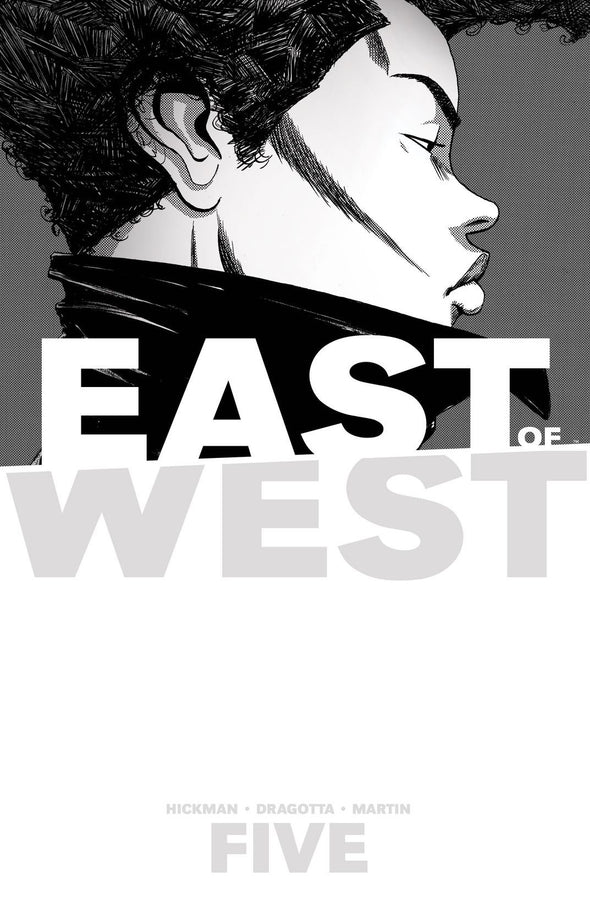 East of West TP Vol. 05: All These Secrets