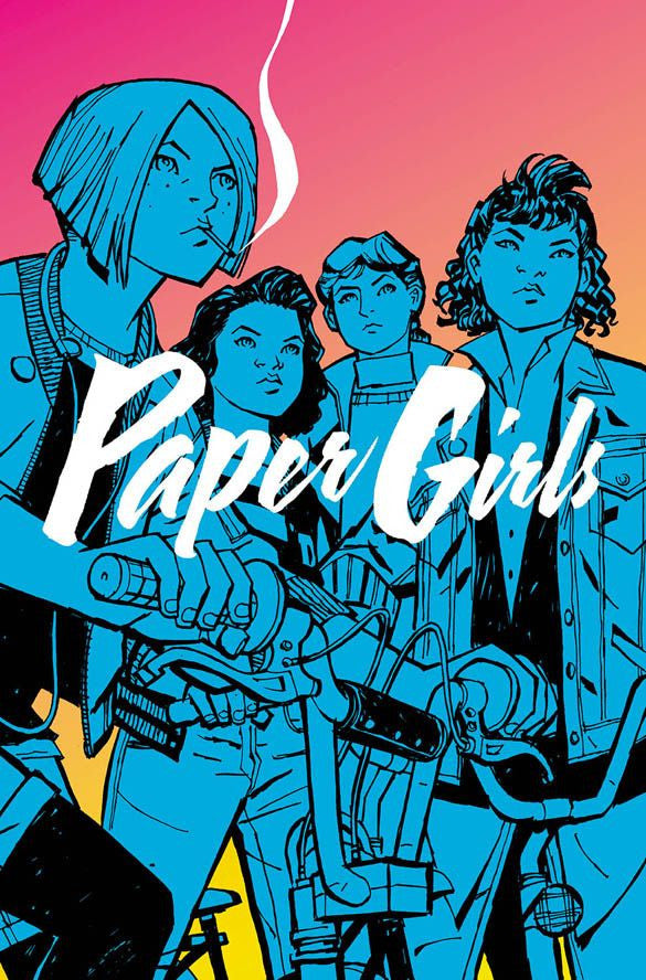 Paper Girls TP Vol. 01