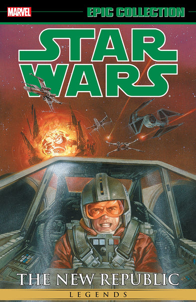 Star Wars Legends Epic Collection: New Republic TP Vol. 02