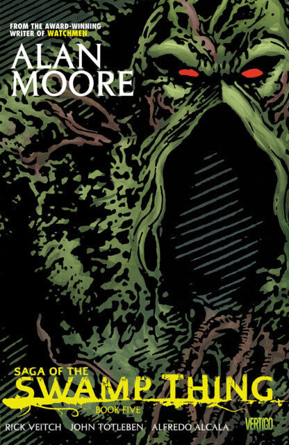 Saga of the Swamp Thing Vol. 05 TP