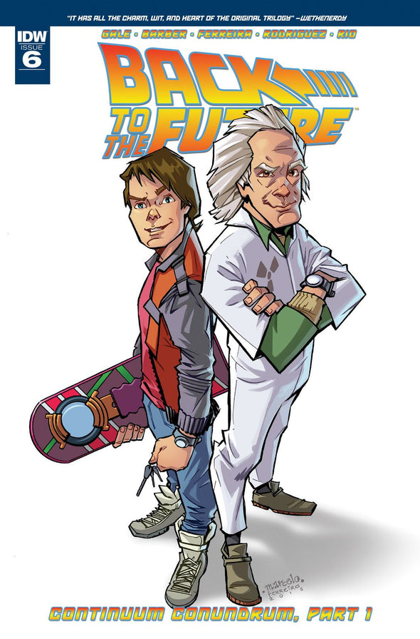 Back to the Future (2015) #06