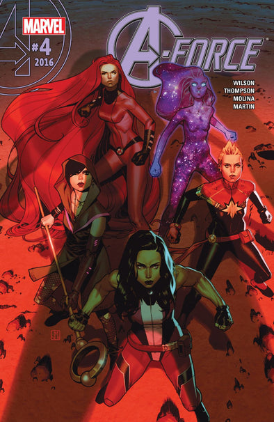 A-Force (2016) #04