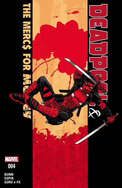 Deadpool and The Mercs For Money (2016) #04