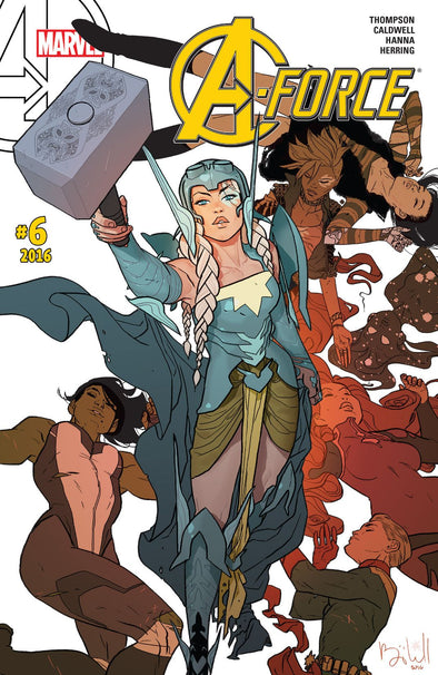 A-Force (2016) #06