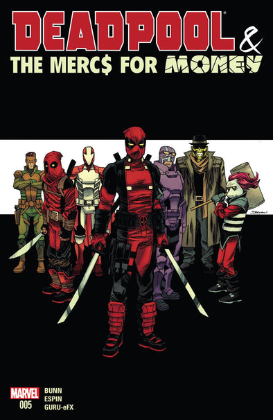 Deadpool & The Mercs For Money (2016) #05