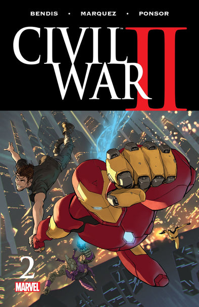 Civil War II (2016) #02