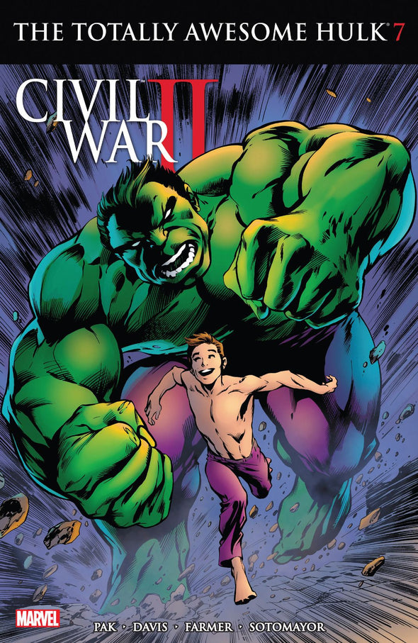 Totally Awesome Hulk (2015) #07