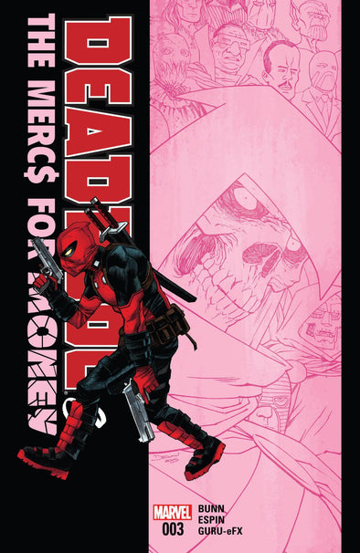 Deadpool & The Mercs For Money (2016) #03