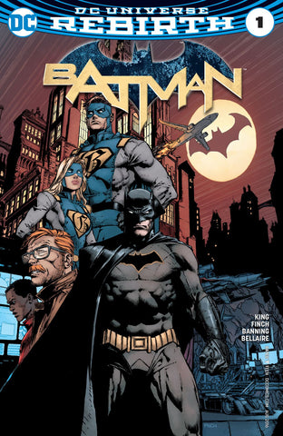 Batman (2016-NOW) Vol. 03