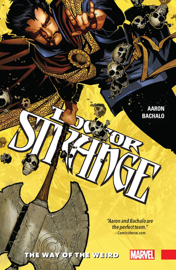 Doctor Strange TP Vol. 01: The Way of the Weird