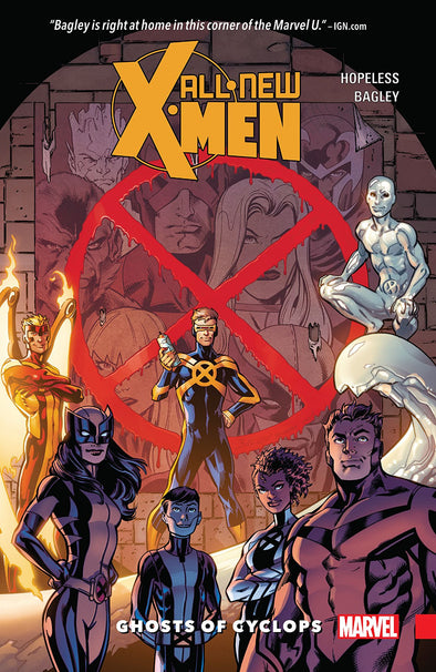 All-New X-Men (2015) TP Vol. 01: Ghosts of Cyclops