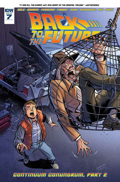 Back to the Future (2015) #07