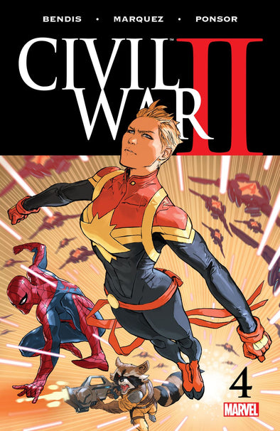 Civil War II (2016) #04