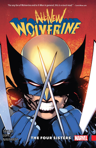 All-New Wolverine (2015) TP Vol. 01: Four Sisters