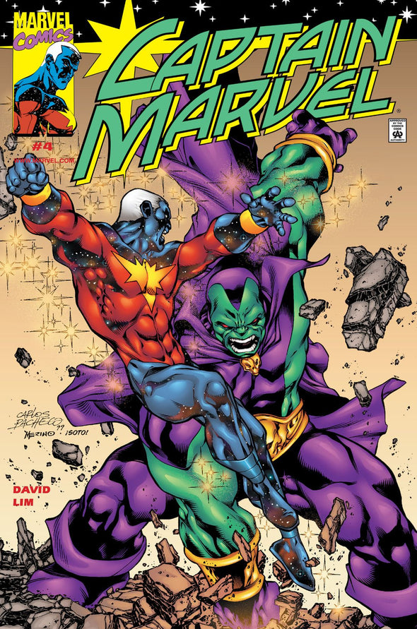 Captain Marvel (2000) #04