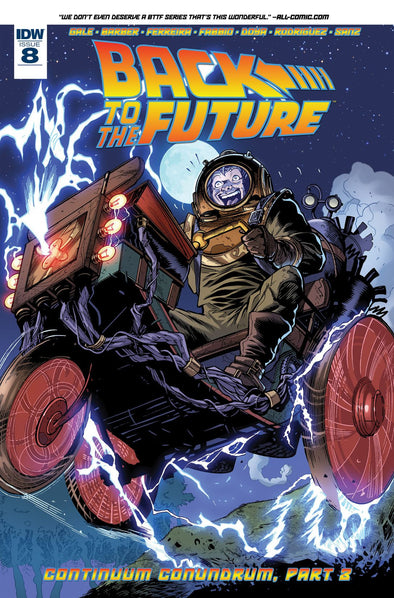 Back to the Future (2015) #08