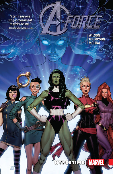 A-Force (2016) TP Vol. 01 Hypertime