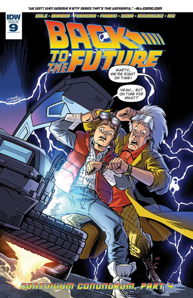 Back to the Future (2015) #09