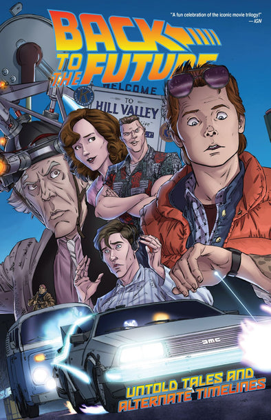 Back to the Future TP Vol. 01