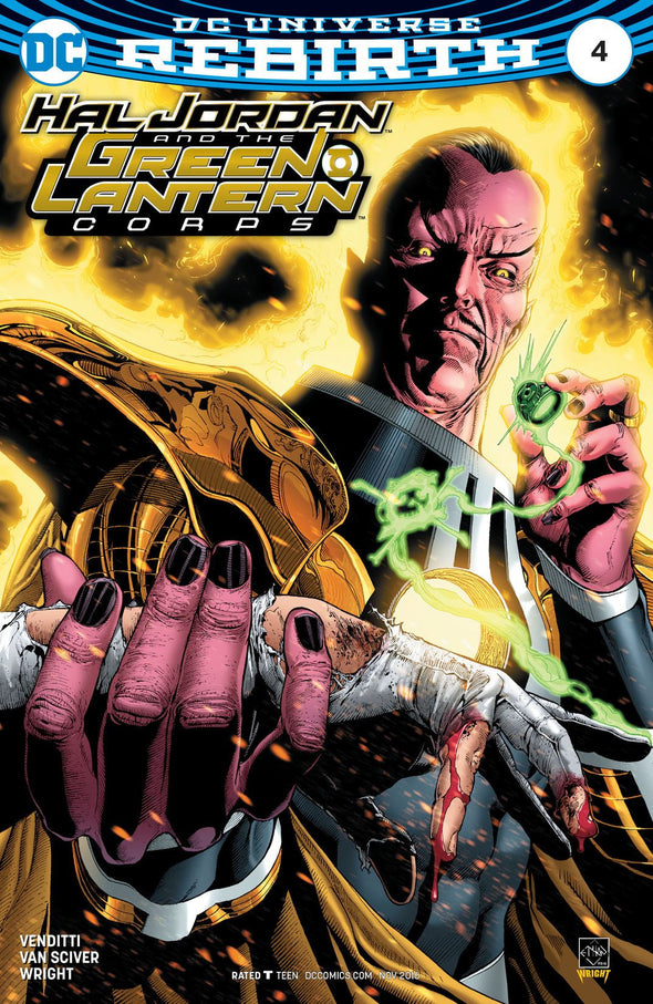 Hal Jordan and The Green Lantern Corps (2016) #04
