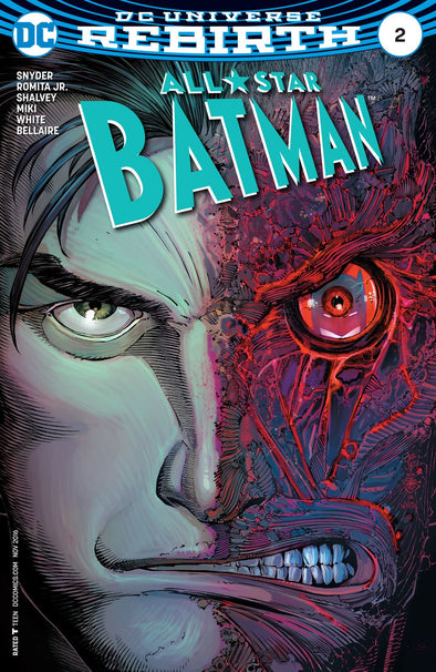 All-Star Batman (2016) #02
