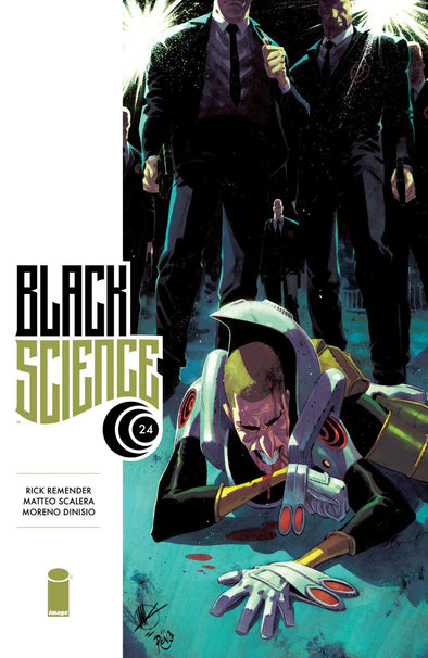 Black Science (2013) #24
