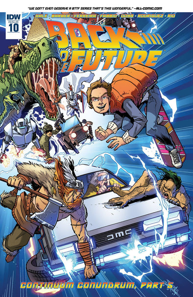 Back to the Future (2015) #10